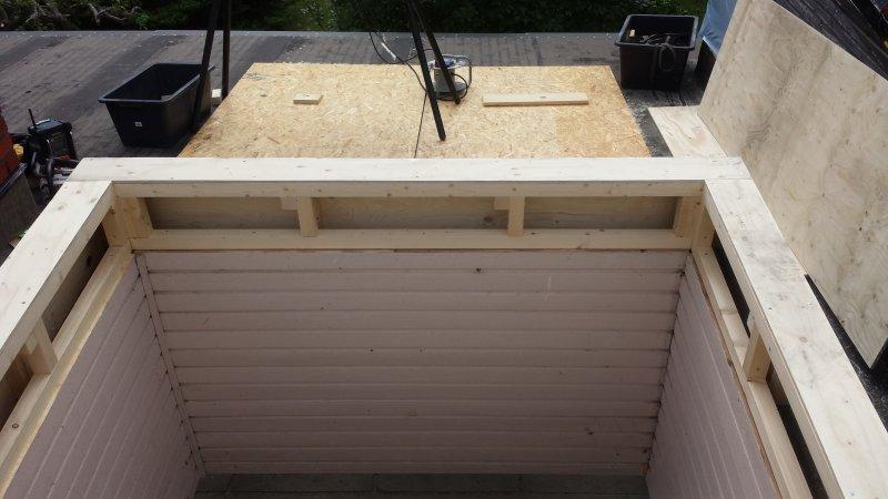 Huopakatto kattoikkuna (4)